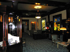 Lobby of the Cary House